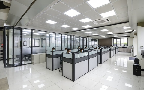 2018 move to new headquarter office